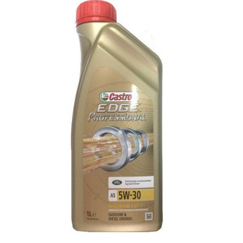 Масло моторное EDGE CASTROL Professional A5 5W30